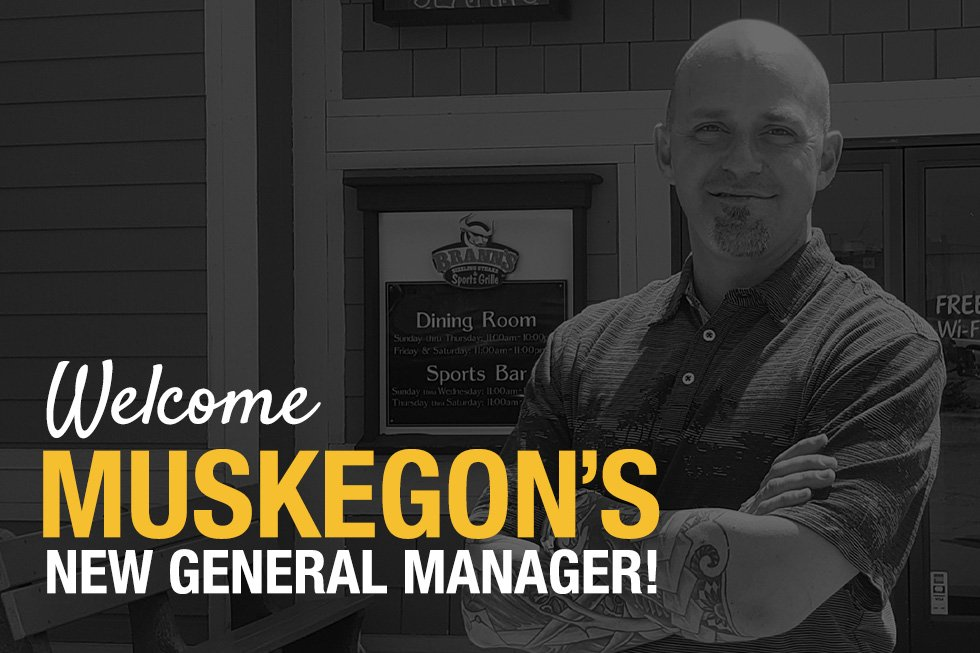 Welcome Muskegon's New General Manager